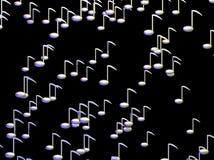 It's Raining Music Stock Photos