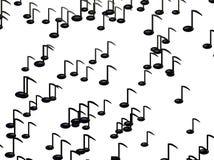 It's Raining Music Stock Images