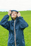 It´s raining Royalty Free Stock Image