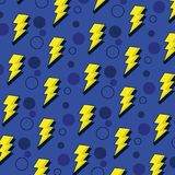 90s retro background pattern. With rays and circles vector illustration graphic design Vector Illustration