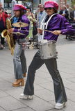 1970s Retro Brass Band Stock Images