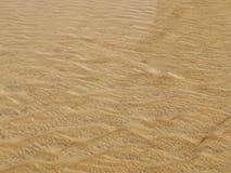 ` S Ridge State Park Sand Pattern do jóquei foto de stock royalty free