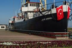 S S Bandirma statek Zdjęcie Stock
