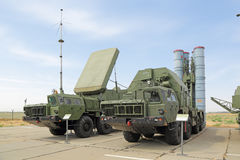S-300 (SA-10埋怨) 库存照片