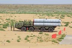 S-300 (SA-10埋怨) 图库摄影