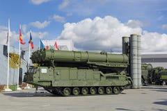 S-300 (SA-10埋怨) 库存图片
