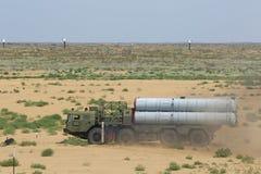 S-300 (sa-10 brommen) Stock Afbeeldingen