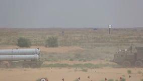 S-300 (SA-10 Grumble) stock video footage