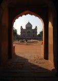 s safdarjung grobowiec Zdjęcie Royalty Free
