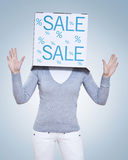 It's Sale Time Stock Photo