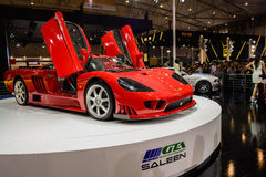 S7 from Saleen,2014 CDMS Royalty Free Stock Image