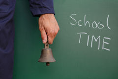 It's school time. Back to school Royalty Free Stock Photos