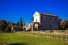 S.Sebastiano al Palatino Royalty Free Stock Images
