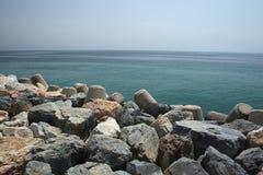 sąsiednie z oceanem Zdjęcie Royalty Free