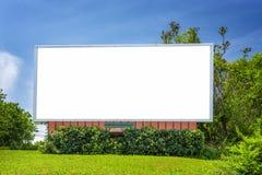 Sąsiedztwo billboard Zdjęcia Stock