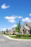 sąsiedztwo nowy Zdjęcie Royalty Free