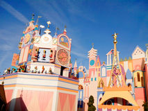 It's a Small World, dolls Stock Image