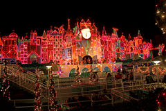 It's a Small World Holiday Royalty Free Stock Photo