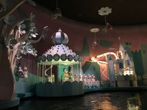 It`s A Small World.  Magic Kingdom, Orlando, Florida. It`s a Small World Ride at Walt Disney World in Orlando, Florida Royalty Free Stock Images