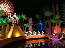 It`s A Small World Ride, Walt Disney World, Florida. It`s a Small World Ride at Walt Disney World in Orlando, Florida Royalty Free Stock Photos