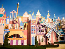 It's a Small World Stock Photo