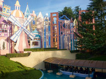 It's a Small World Stock Images