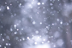 It's snowing-1 Royalty Free Stock Photo