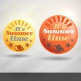 It�s sommar Tid. Fotografering för Bildbyråer