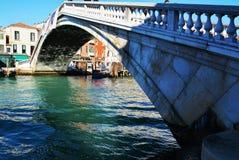 S Sorroundings Lucia, в Венеции, Италия Стоковые Изображения