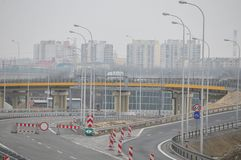 S17 speedway Stock Image