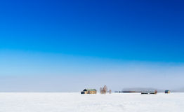 It's Springtime In The Fields. At Matkaniva, Finland Ok, maybe it doesn't look like spring for the most, but for us living up north, this is most definetively royalty free stock photo