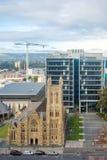 ` S St. Francis Xavier katholische Kathedrale in Adelaide Lizenzfreie Stockfotografie