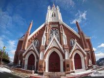 ` S St Mary в горах Стоковое фото RF