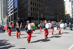 ` S St. Patric Tag in Toronto Lizenzfreie Stockfotos