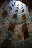 ` S St. Patrick хорошо, Orvieto, Умбрия, Италия Стоковая Фотография RF