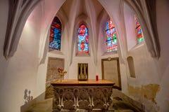 ` S St. Rupert Kirche in Wien, Österreich Stockbilder