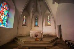 ` S St. Rupert Kirche in Wien, Österreich Lizenzfreies Stockfoto