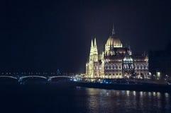 ` S St. Steven Basilika, gelegen in Budapest, Ungarn Lizenzfreie Stockfotografie