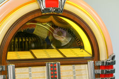 1950's style Juke Box Royalty Free Stock Photos