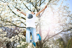 It's summer, it is fun :) Royalty Free Stock Photos