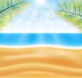 It`s summer time background illustration vector illustration