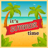 It's summer time Stock Image
