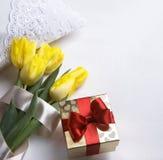 s szczęśliwego valentine karciany dzień Zdjęcie Stock
