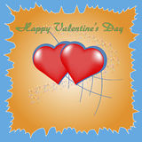s szczęśliwy valentine zdjęcia royalty free