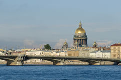 S.t Isaac´s cathedral Saint Petersburg Stock Photography