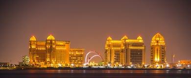 S.T Regis hotel at Doha Qatar stock images