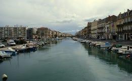 Sète, France Stock Images