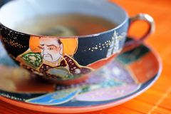 It´s tea-time! Stock Photos