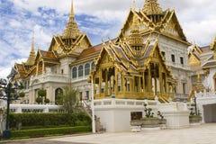 s-tempel thailand Arkivbild