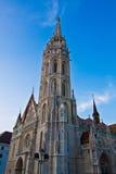 ¡ S Templom tyà ¡ Mà - церковь Matthias, Будапешт Стоковые Изображения RF